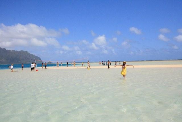 人数限定!天使の海を訪れる!モーニングビーチツアー