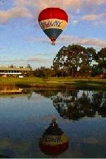 シドニー 熱気球フライト