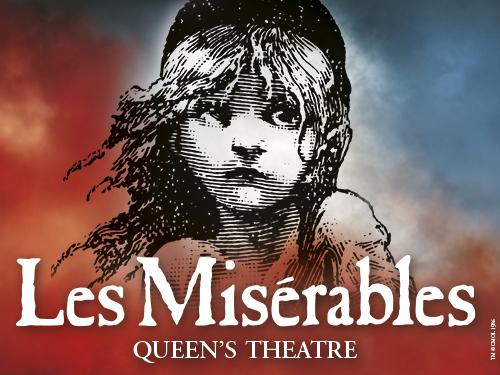 レ・ミゼラブル - ウエストエンドでミュージカルが見たい!
