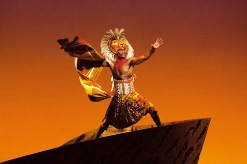 ライオンキング - ウエストエンドでミュージカルが見たい!