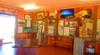 オフィス中、ラクダの歴史等展示あり