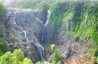 バロン滝も眺めます