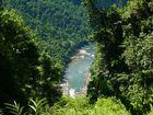 豊かな緑溢れる世界遺産指定地域のウールーヌーラン国立公園