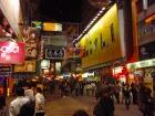 香港の名物、大きな看板群