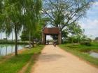 築100年以上の民家や井戸が残るドゥンラム村