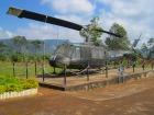 当時使用されていたヘリコプター