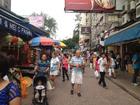 欧米人でにぎわう香港島最南端のリゾート