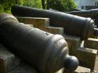 アヘン戦争時代の大砲