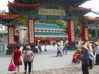 香港最大の道教寺院 黄大仙