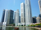 高層ビルが立ち並ぶ「ボートキー地区」