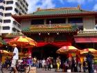シンガポールの地元の人の信仰の地「観音堂」