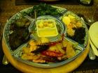 タイ料理のセットランチ