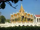ビビットな色合いが目をひくバンパイン宮殿