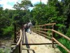 タイ最古の国立公園「カオヤイ」内をウォーキング