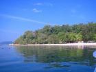 緑豊かな島