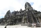 カンボジア西北部にあるヒンドゥー教のアンコール遺跡群
