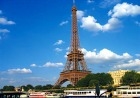 パリのシンボル・エッフェル塔