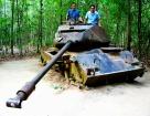 ベトナム戦争で使われていた戦車