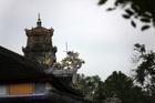 フエで最も古く美しいティエンムー寺院