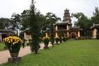 1601年に建てられたティエンムー寺