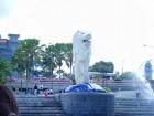 シンガポールのシンボル マーライオン