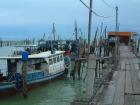 テロッ・バハンの漁村へ向け出発