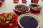 サンダカンの名物料理・海鮮肉骨茶