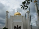 光輝くモスク