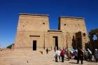 イシス神殿の門