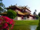 アユタヤ王朝時代の夏の避暑地であった宮殿