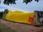 ワット・ロカヤスタの巨大な像