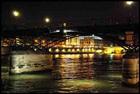 パリの夜景を堪能