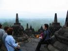 ボロブドゥール寺院