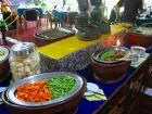 インドネシア料理ブッフェ