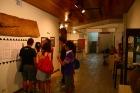 日本語ガイドとパラオの博物館と水族館をめぐる