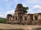 ヴィシュヌ神を祭った寺院「プラサット・クラバン」