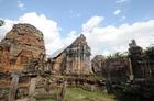 「山上の寺院」プノンチソー