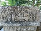 プノンタマウ寺院に残る遺跡