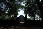 カンボジアの美しい自然と遺跡の調和!