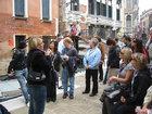 ベネチアでのウォーキングツアー