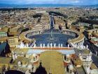 世界遺産・バチカンの町並み