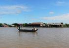 ベトナムで水上生活を営む人々の暮らしを覗いてみる