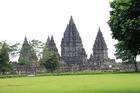 プランバナン寺院遺跡