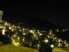 せっかくの夜ツアー、夜景も楽しんで