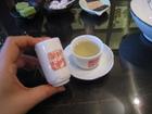 阿妹茶楼でのランチタイム