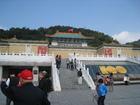 60万点以上の中国皇帝たちのコレクションが所蔵されている