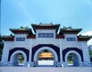 忠烈祠の門