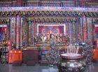 九ふん昭霊廟の内部