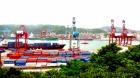 台湾5大港の一つ「基隆港」