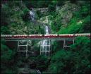 世界の車窓からにも登場した人気のキュランダ列車